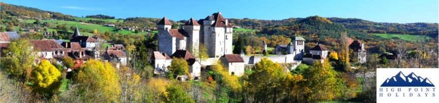 self guided walking holidays dordogne